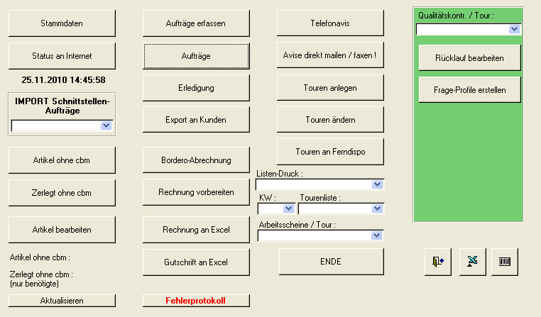 Screenshot Neumöbelprogramm
